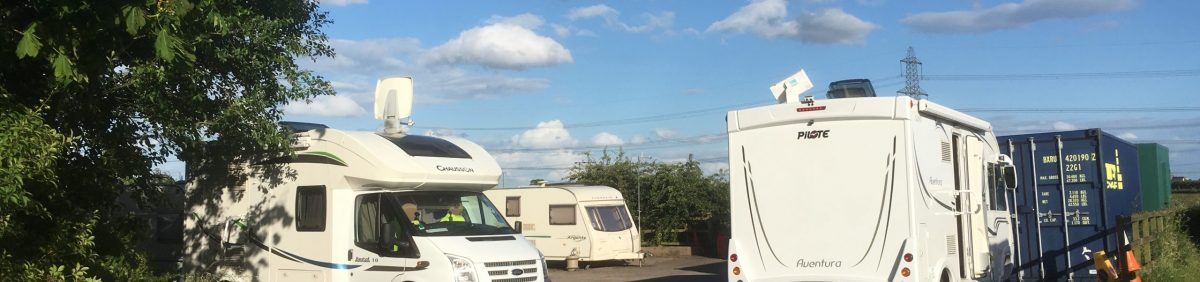Midland Motor Caravan Section